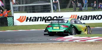 Hankook DTM Brands Hatch 2011